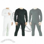 Men's 2 Piece - Top and Bottom - Thermal Set Underwear Long Johns