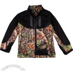 Men's Camouflage Softshell Camo Hunting Jacket