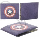 Men's Captain America Mighty Tyvek Wallet
