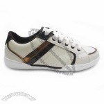 Men's Casual Shoes with PU Upper