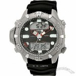 Men's Combination Quartz Professional Diving Watch