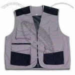 Men's Fishing Vest with Multi Pockets Reporter