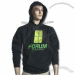 Men's Hooded Pullover with Long Sleeves