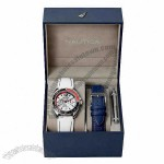 Men's Interchangeable Watch Box Set