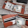 Men's Leather Wallet Short Paragraph