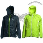Men's Windbreaker, Made of 100% Nylon with Windproof/Waterproof Function