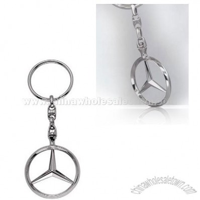Mercedes Benz Brussels Key Chain