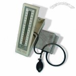 Mercury-free Sphygmomanometer with 0 to 300mmHg Numerical Display, Used in Clinic and Home