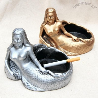 Mermaid Ashtray
