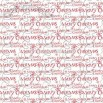 Merry Christmas Swirls Tissue