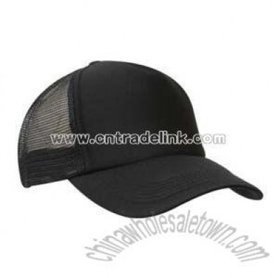 Mesh Back Trucker Cap