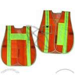 Mesh Reflective Safety Vests