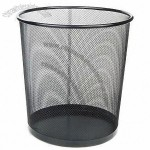 Mesh Trash Can, Durable Voluminous Waste Bin