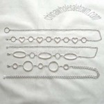 Metal Alloy Chain Belt
