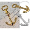 Metal Anchor Bottle Opener