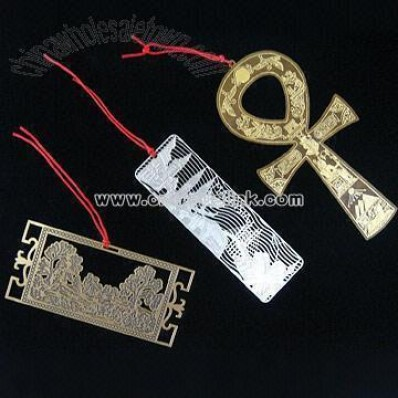 Metal Bookmarks