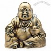 Metal Buddha Money Bank