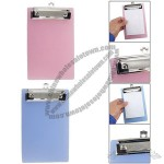 Metal Clip Plastic Writing Board A6 Paper Clipboard for Office File Holder