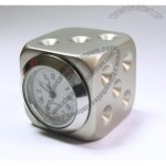 Metal Dice Clock