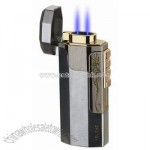 Metal Double Torch Lighter