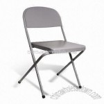Metal Folding Chair for Home Use