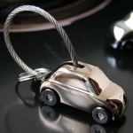 Metal Keychain Car Key Ring
