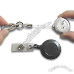 Metal Keychain with Bounce