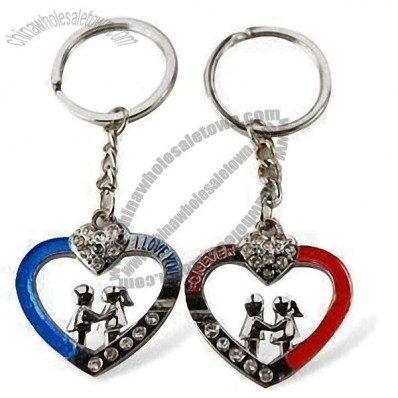 Metal Promotional Keychains