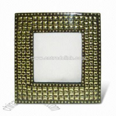 Metal Resin Photo Frame