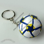 Metal Ring World Cup Soccer Keychain
