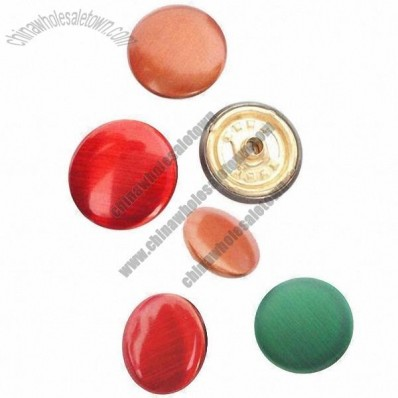 Metal Snap Button for Clothes, Offer All Kinds of Garment Accessory