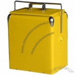 Metal Stainless Steel Rolling Cooler