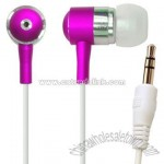 Metal Stereo Earphone