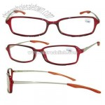 Metal Temples Reading Glasses