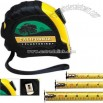 Metal retractable tape measure