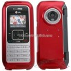 Metallic Red Clip-on Case for LG enV VX-9900