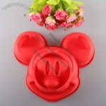 Mickey Mouse Head Silicone Cake Mould