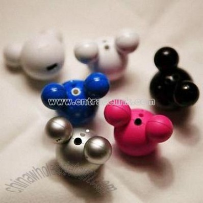 Micky Mouse shape Mp3 Player