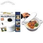 Micro Master Microwave Pressure Cooker - As Seen On TV Product