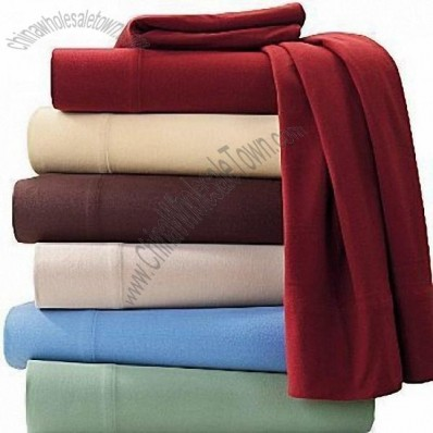 Micro Velvet 4 Pcs Queen Sheet Set - Keep You Cozy And Warm