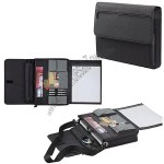 MicroTek Deluxe Zippered Custom Padfolio and Tablet PC Case