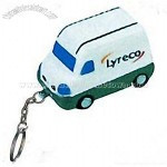 Microbus Stress Ball with Key chain