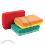 Microfiber Cleaning Pad for Car Cleaning Sponge