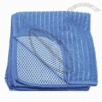 Microfiber Dish Cloth, 3 Sets, Weighs 280g