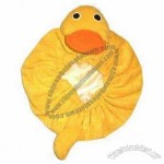 Microfiber Duck Design Shower Cap