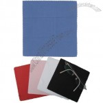 Microfiber Optical Lens Cleaning Cloth