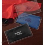 Microfiber cloth, handy item for cleaning eyeglasses and more
