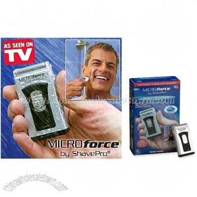 Microforce Shaver - As Seen On TV