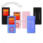 Microsoft Zune Silicone Skin Cases with Organic Anti-dust Technology and Translucent Design
