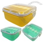 Microwavable Japanese Bento Box Lunch Box